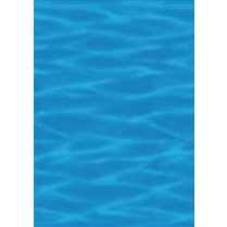 Festivalshop - Scene Setter Room Roll Ocean Blue - AM670218