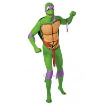 Festivalshop - Second Skin Ninja Turtle Donatello - RF887452