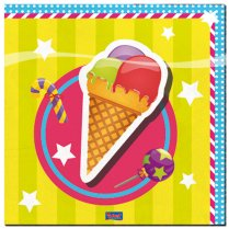 Festivalshop - Servetten Cake Party - 20352