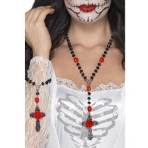 Festivalshop - Set Paternoster Day of the Dead Rosary - SM44920