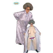 Festivalshop - Sexy Grandmother with Dressing Gown - FG80229