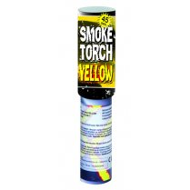 Festivalshop - Smoke torch yellow rook geel - PF4816