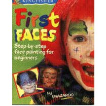 Festivalshop - Snazaroo First Faces Step-by-step - 9781856973076