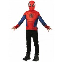 Festivalshop - Spiderman set kind masker en top - RF300108
