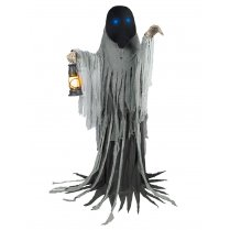 Festivalshop - Ghost with lantern and special effects - 94/94164