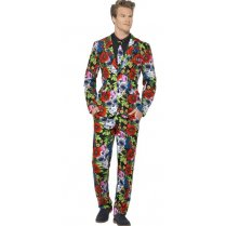 Festivalshop - Stand Out Suit Day of the Dead - SM41589
