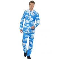 Festivalshop - Stand Out Suit Sky High Clouds - SM40086