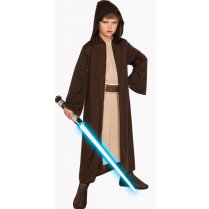 Festivalshop - Star Wars Disney Jedi child brown Cape - RE640273