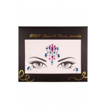 Festivalshop - Strass steentjes face and body jewels C - PX18202