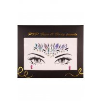 Festivalshop - Strass steentjes face and body jewels D - PX18203