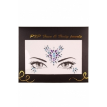 Festivalshop - Strass steentjes face and body jewels L - PX18211