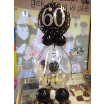 Festivalshop - Stuffer Balloon - 60 Birthday - FSBD0014