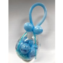 Festivalshop - Stuffer gift balloon birth boy - FSBD0035