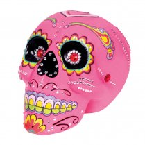 Festivalshop - Sugar Skull Deluxe Pink Day Of The Dead - BO72124