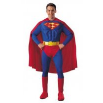 Festivalshop - Superman Deluxe Muscle Chest - RF888016R