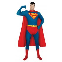 Festivalshop - Superman Marvel Morphsuit 2nd Skin - RF880520