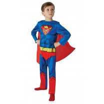 Festivalshop - Superman kind classic jumpsuit - RF610780