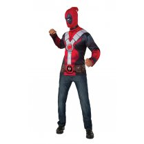 Festivalshop - T-Shirt en kap Deadpool Marvel - RF810957