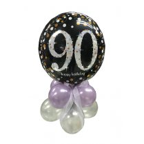 Festivalshop - Table - balloon deco 90 years - FSBD0010