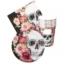 Festivalshop - Tafel set Day of the dead - BO97081