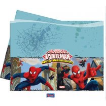 Festivalshop - Tafelkleed Spiderman Warriors - FO85155P