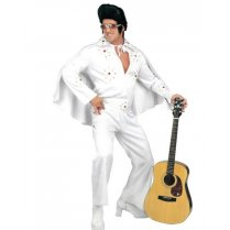 Festivalshop - The king of Rock and Roll Elvis wit - WD32691