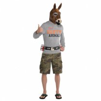 Festivalshop - Total Party animal Jackass donkey - AM845760