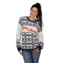 Festivalshop - Ugly Christmas Sweater Merry Christmas - WI7821