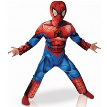 Festivalshop - Ultimate Spiderman Kind Deluxe Marvel - RF630436