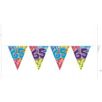 Festivalshop - Flag Line Blocks 65 Years 6mtr - FO60065