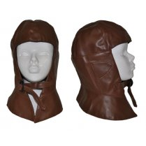 Festivalshop - Aviator hat retro brown - 59/59060B