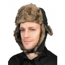 Festivalshop - Aviator hat with fur - 59/59397