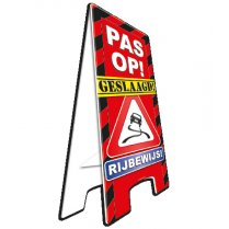 Festivalshop - Warning sign successful driver′s license - PD7029519